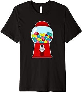 Gumball Machine T-Shirt Cute Costume Bubblegum Gift Shirt