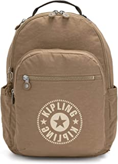 Seoul L Solid Laptop Backpack Backpack