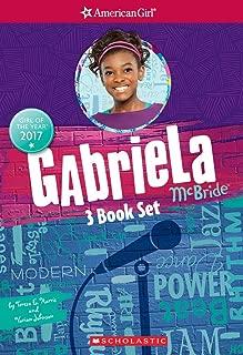 Gabriela 3-Book Box Set (American Girl: Girl of the Year 2017)