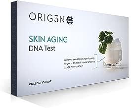 ORIG3N GeneticHome Mini DNA Test Kit, Skin Aging