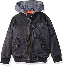 iXtreme Boys' Flight Bomber Jacket with Hood