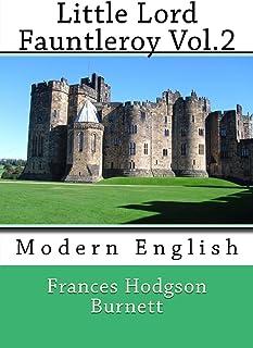 Little Lord Fauntleroy Vol.2: Modern English