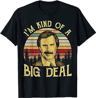 I'm Kind of a Big Deal Vintage T-Shirt
