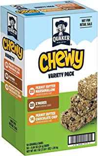 Best quaker chewy variety pack 60 granola bars Reviews
