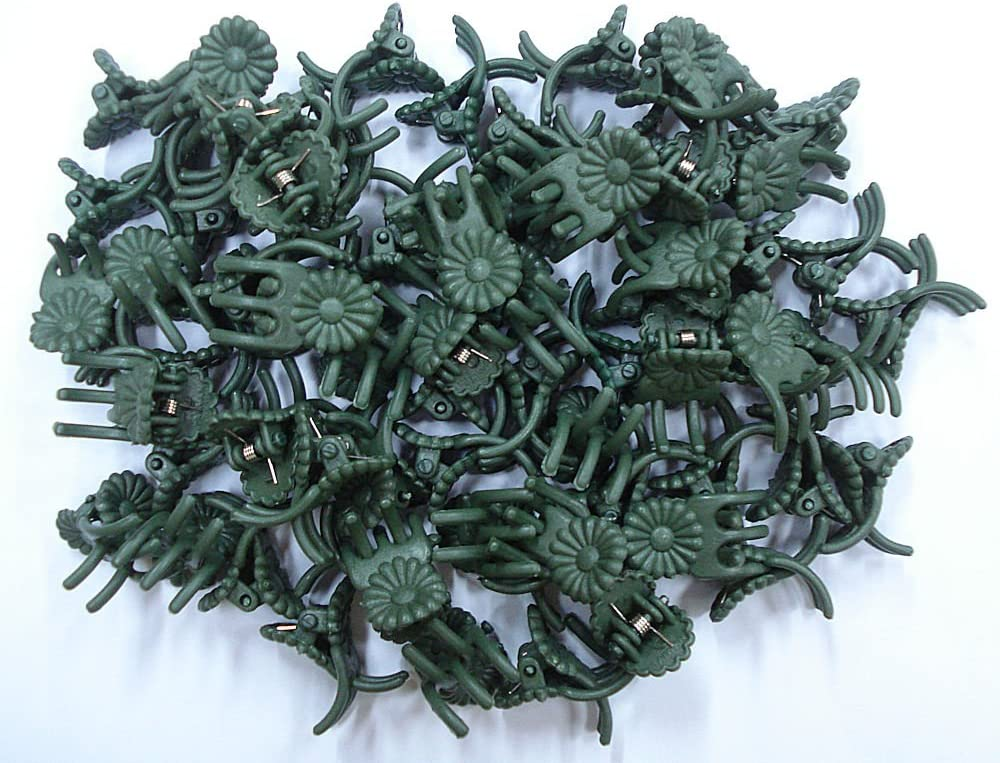 Daisy Clips for Direct sale of Price reduction manufacturer Orchids or Spikes Plant 500 Pack