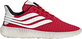 Adidas ORIGINALS Mens Sobakov Casual Lace Up Trainers Sneakers Shoes - Red