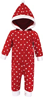 Unisex Baby and Toddler Fleece Jumpsuits and Coveralls