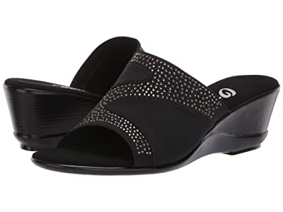 Onex Shadow (Black Elastic) Women