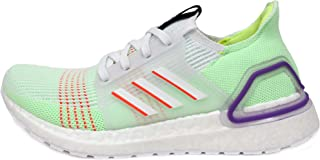 adidas Ultraboost 19 J (Grade School) in White/Solar Red/Yellow (Toy Story-Buzz Lightyear)