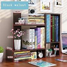 File Sorters Storage Office Supplies Desktop Organizer Desktop Bookshelf Counter Top Bookcase Desk Storage Organizer Displ...