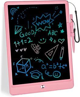 mloong LCD Writing Tablet,10 Inch Drawing Tablet Kids Tablets Doodle Board Electronic Digital Drawing Board for Adults and...