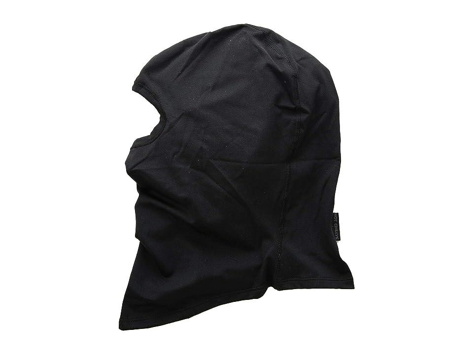 Hot Chillys Micro Elite Chamois Balaclava (Black) Scarves