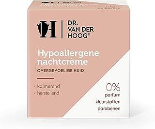 Dr Vd Hoog Nachtcreme Hypo Allergeen, 50 Ml