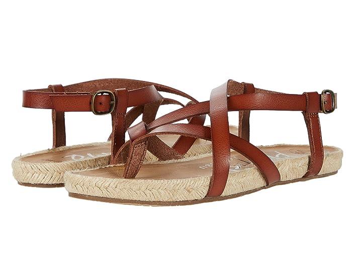 Blowfish  Granola Rope (Scotch Die Cut) Womens Sandals