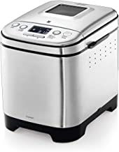 WMF Kult X broodbakmachine met 12 programma's, 2 broodgewichten en 3 bruiningsgraden, timer voor vers brood in de ochtend