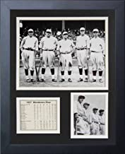 11X14 1927 NEW YORK YANKEES MURDERERS ROW 8X10 PHOTO BABE RUTH LOU GEHRIG