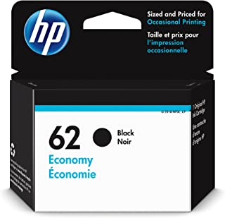 HP 62 | Ink Cartridge | Black | Economy Size | 1VV43AN