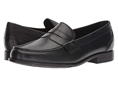 Rockport Classic Loafer Lite Penny (Black II) Men