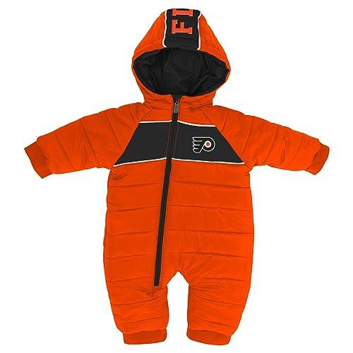 pretty nice f4420 45ec1 Philadelphia Flyers Baby Clothes: Amazon.com
