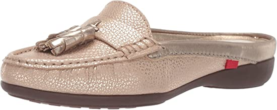 MARC JOSEPH NEW YORK Womens Genuine Leather Pearl Street Mule