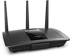 Linksys Dual-Band Wifi Router for Home (Max-Stream AC1900 MU-Mimo Fast Wireless Router)