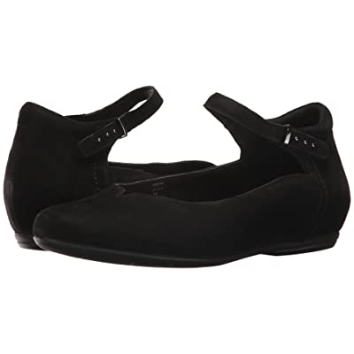 Earth Emery Earthies (Black Suede) Women