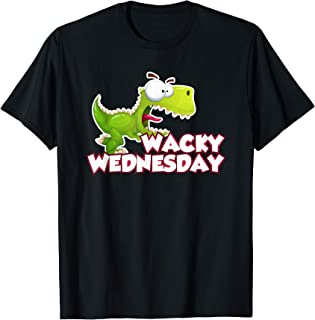 Wacky Wednesday Outfit | Wacky Wednesday Shirt | Dinosaur
