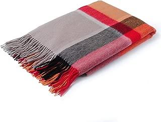 Best plaid wool blanket Reviews