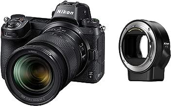 Nikon Z6 with 24-70mm + FTZ Mount Adapter Kit Bundle Kit