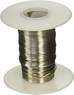 Remington Industries 24TCW 24 AWG Tinned Copper Wire, Buss Wire, 0.0201