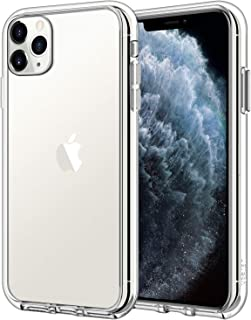 JETech Case for Apple iPhone 11 Pro (2019), 5.8-Inch, Shockproof Bumper Cover, Anti-Scratch Clear Back, HD Clear