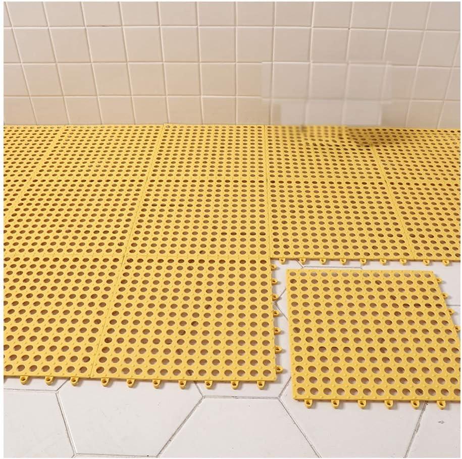 GHHZZQ Shower Stall Mat Non-Slip Free Shipping Cheap Bargain Gift Bat Splice Minneapolis Mall Kitchen Soft Texture