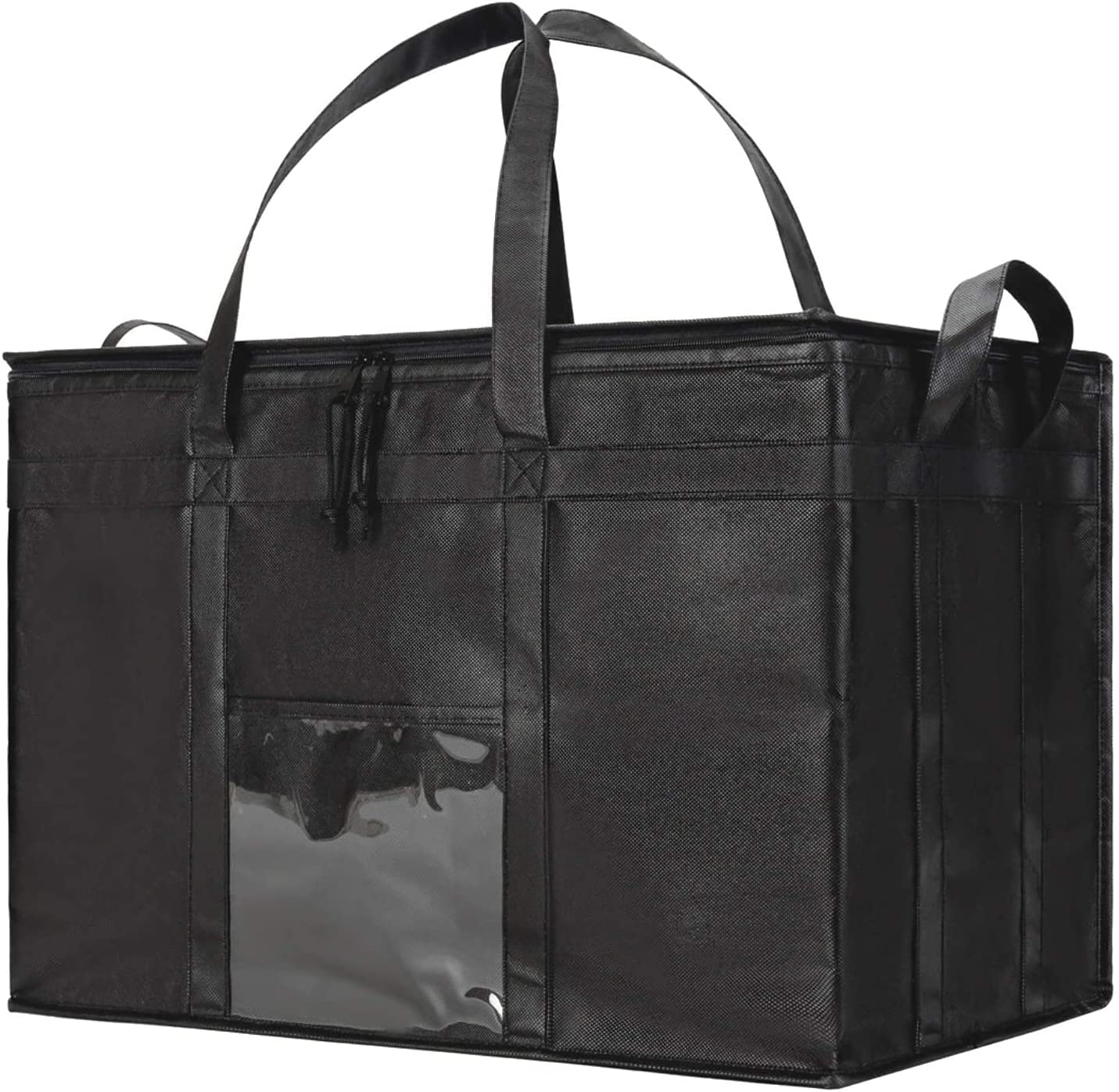 Food Delivery Cash special price Bag Reusable OFFicial shop Shopping Foldaway Bags Ice Large