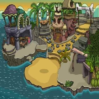 Escape The Crocodile From Cave