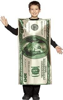 100 Dollar Bill Child Costume