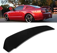 Mophorn GT Wing Spoiler 43.3Inch Universal Lightweight Aluminum Rear Spoiler Wing Adjustable Angel Single Deck Racing Spoiler BGW Drift JDM Drift Black 43.3 Inch Universal GT Wing
