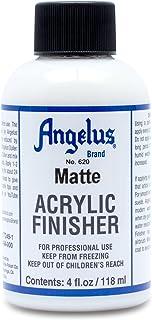 Angelus Finisher matt för läderfärg 118 ml