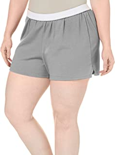 SOFFE womens The Authentic Soffe Short Shorts