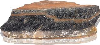 Real Gems - Ojo de tigre en bruto sin tratar, 761.00 quilates con certificado de huevo natural, sin calentar, sin cortar