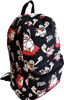 Captain Underpants Movie School Backpack Luggage Bag - Wedgie Power