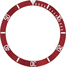 BEZEL INSERT FOR TUDOR HERITAGE BLACK BAY 79230R 79230N 79220 WATCH RED