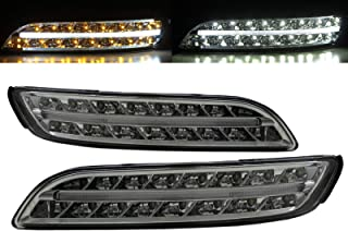 CABI 997 CARRERA 911 2005 2008 First generation - Coupe Convertible 2D LED Dynamic Turn signal DRL Daytime Running Light Lamp Chrome for PORSCHE