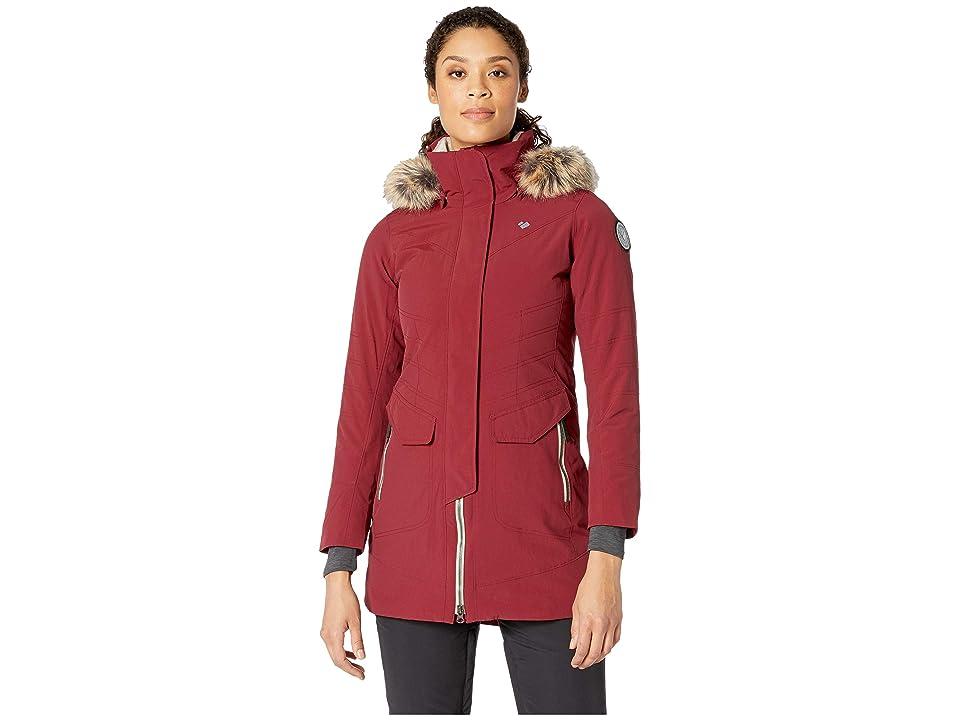 Obermeyer Sojourner Down Jacket (Major Red) Women