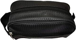 Mens Pouch Hand Bag,Money Bags Wrist Pouch Canvas Zipper Pouch Card Coin Cash Holder Phone Pack Long Wallet Hand Bag for M...