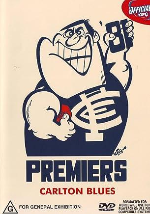 AFL Premiers 1981 Carlton
