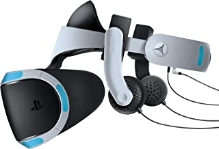 Bionik Mantis VR Headphones High fidelity PlayStation 4 [No incluye gafas VR] [Importación inglesa]