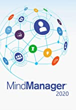 Corel | MindManager 2020 | Mind Mapping Software [PC Download]