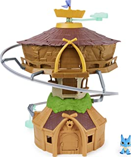 Dragons Rescue Riders, Roost Adventure Playset with Mini Winger Dragon Exclusive Collectible Action Figure, Toys for Kids ...