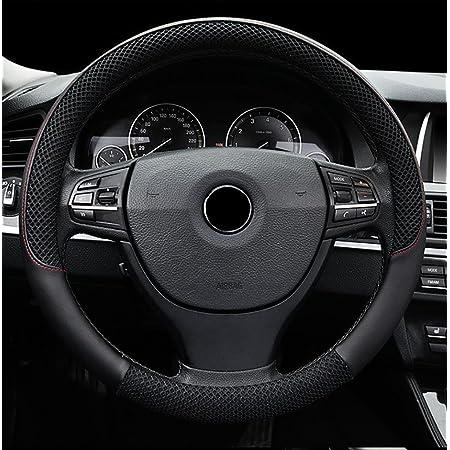 38,1 cm in microfibra Yuauy antiscivolo coprivolante universale per auto traspirante
