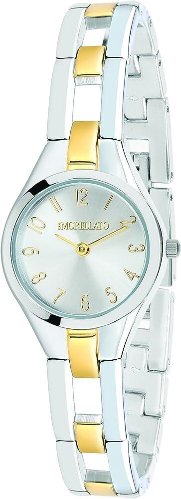 Morellato, orologio per donna, in acciaio e pvd oro rosa R0153148501